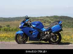 My Sprint ST 1050 Caspian Blue